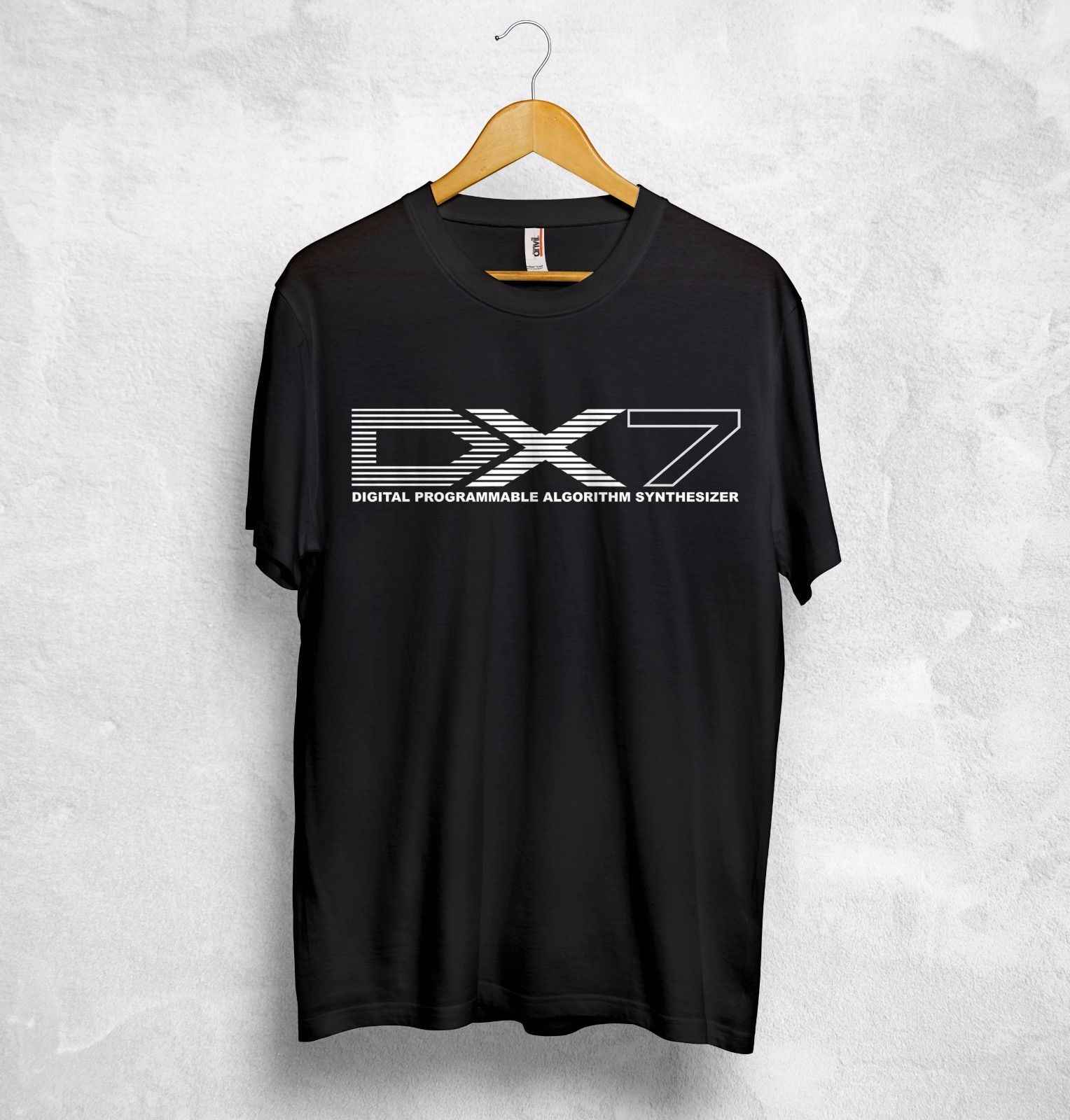 Detail Feedback Questions about Yamaha DX7 T Shirt Top Music Digital