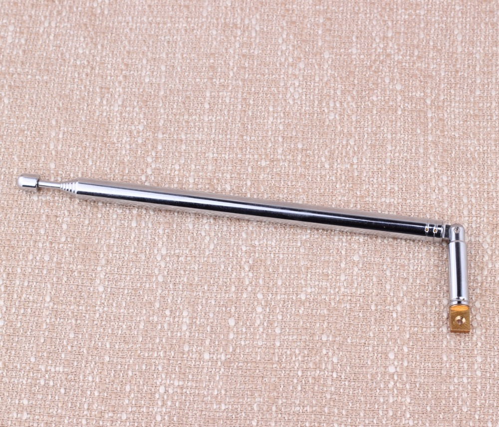 New Replacement Steel Whip FM Antenna Aerial for SONY ICF-SW7600G ICF-SW7600GR ICF-SW7600GS Radio Receiver