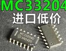 MC33204DG MC33204DR2G MC33204 33204 SOP14 Brand new original orders are welcome