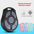 Universal Wireless Bluetooth Remote Control Shutter Self-timer For iPhone 7 7 Plus IOS / Andriod Mobile Phones