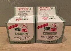 Sebamed Anti-Droge Nacht Intensieve Crème 1.69oz 50ml