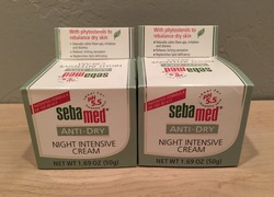 Sebamed Anti-Dry Night Intensive Cream 1.69oz 50ml