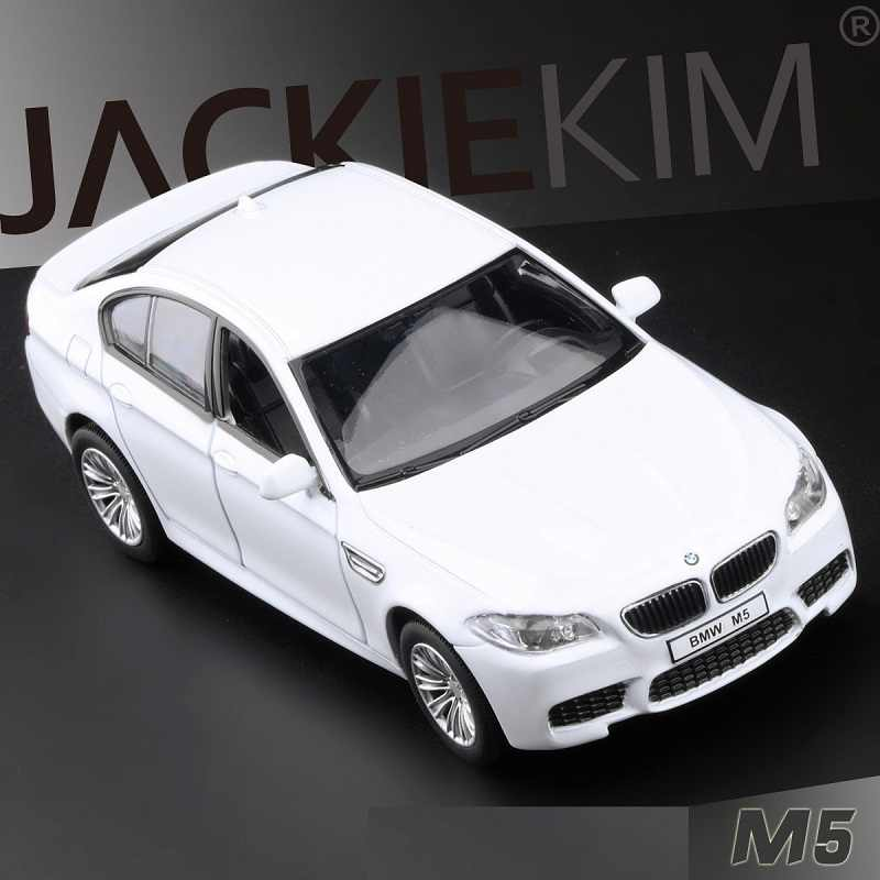 High Simulation Exquisite Diecasts & Toy Vehicles RMZ city Car Styling M5 Luxury Car 1:36 Alloy Diecast Car Model Pull Back Cars