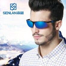 Aluminum Magnesium Polarized Sunglasses Men Driving Sun Glasses Outdoor Accessories Sport Eyewear Accessories oculos male 2001