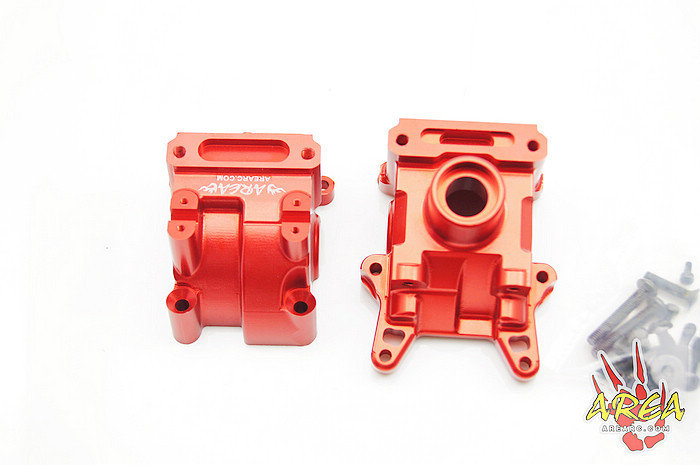 Rc Alloy Differential rear area for Losi 5ive-T Transmission fid rear axle c block for losi 5ive t mini wrc
