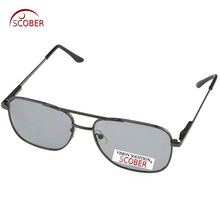 f5e134917a SCOBER Marca HD Polaroid Lente Polarizada Óculos De Sol Dos Homens de Condução  Óculos De Sol Do Vintage Masculinos Google Ey.