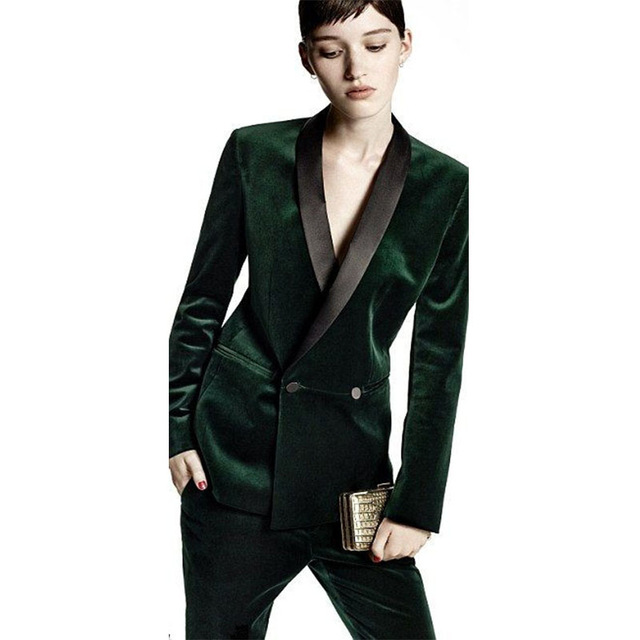 Online Buy Wholesale green suit women from China green suit women ...