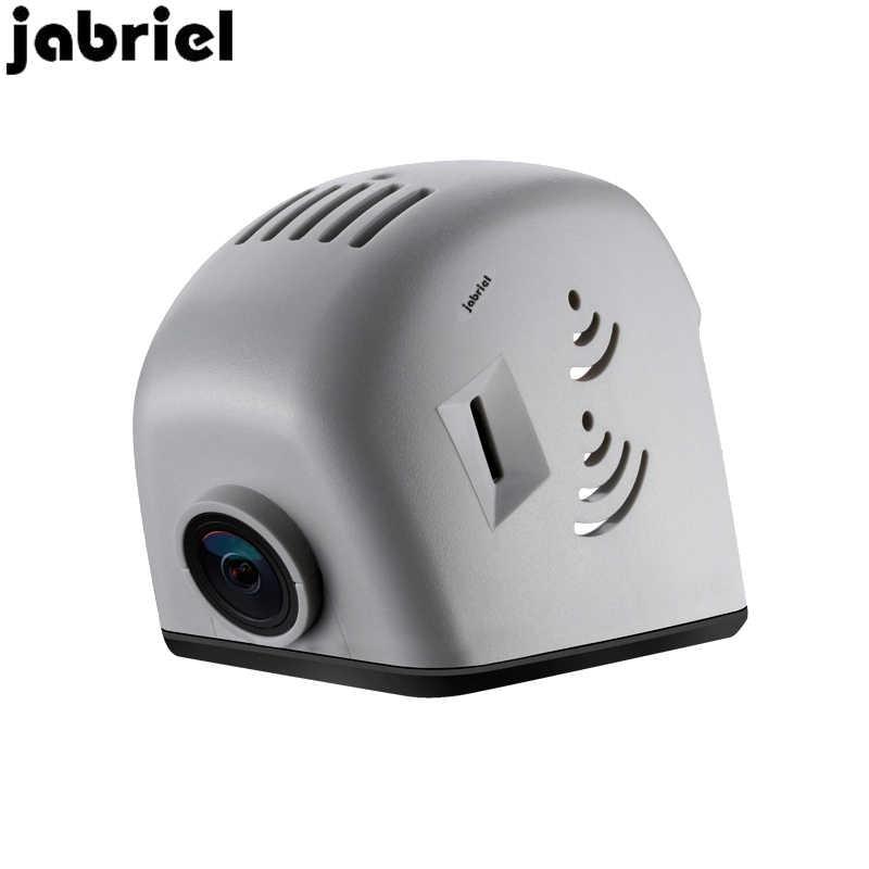 Jabriel 自動 IOS/アンドロイド wifi 1080 1080P 隠し車 dvr ダッシュカムビデオレコーダー車アウディ a3 a4 a5 a6 a7 a8 q5 q7 2006-2018
