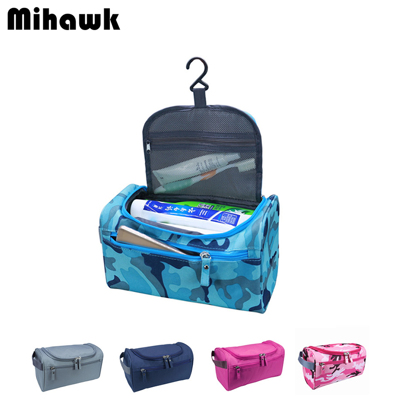 Travel Cosmetic Bag For Women Men Waterproof Hanging Toiletry Beauty Makeup Wash Case Organizer Necessaries Accessories supplies