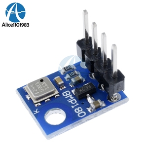 Модуль датчика давления BMP180, цифровой Барометрический, замена BMP085 I2C 16bit, значения 1 м, точность, низкий аккумулятор, для Arduino