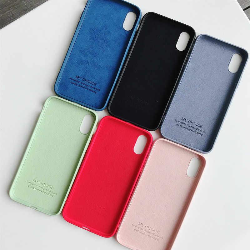 Xiaomi 8 9 6X 5X A1 All-Inclusive ซิลิโคนโทรศัพท์มือถือกรณีสำหรับ Mi 8/9 SE Lite,redmi หมายเหตุ 5 6 7 Pro/PLUS 2019 ใหม่!