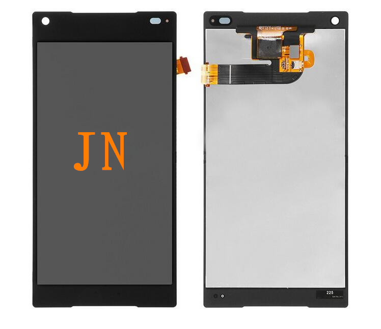 DHL 10pcs 100% No Dead Pixel For Sony Xperia Z5 Compact Mini LCD E5803 E5823 LCD Display with Touch Screen Digitizer Assembly