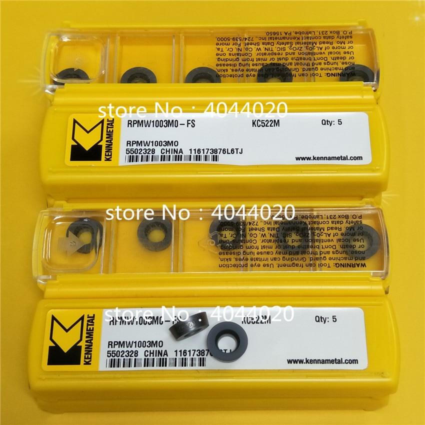 TNMG160404MP KENNAMETAL  TNMG331MP KCU10 CARBIDE INSERTS 5 PCS