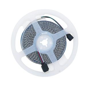 Image 4 - SZYOUMY tira Flexible de luces LED de doble Color, SMD 2835 CW/WW, 12V, 24V, 180leds/m