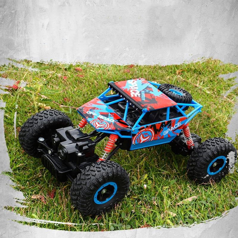 Rc Car Drift Off-Road Vehicle 1:16 Tālvadības pults sacīkšu - Tālvadības rotaļlietas