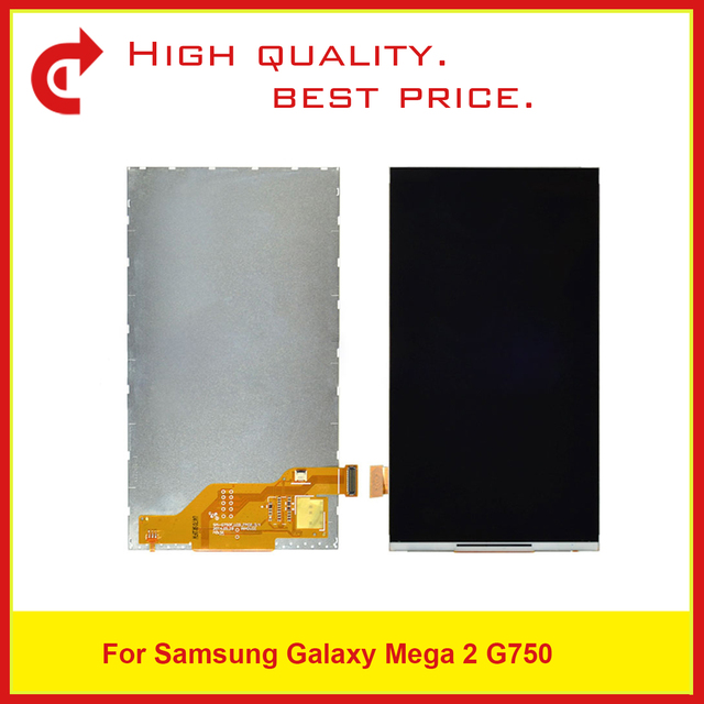 "10Pcs/Lot High Quality 6.0"" For Samsung Galaxy Mega 2 SM G750 G750 Lcd Display Screen Free Shipping+Tracking Code"