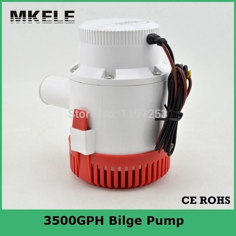 ФОТО water pump Marine Pump MKBP-G3500-24 24V 3500GPH submersible sump pump,cheap water pumps