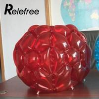 Outdoor Wearable Inflatable Toy Soccer Buddy PVC Bumper Kids & Adults Vinyl