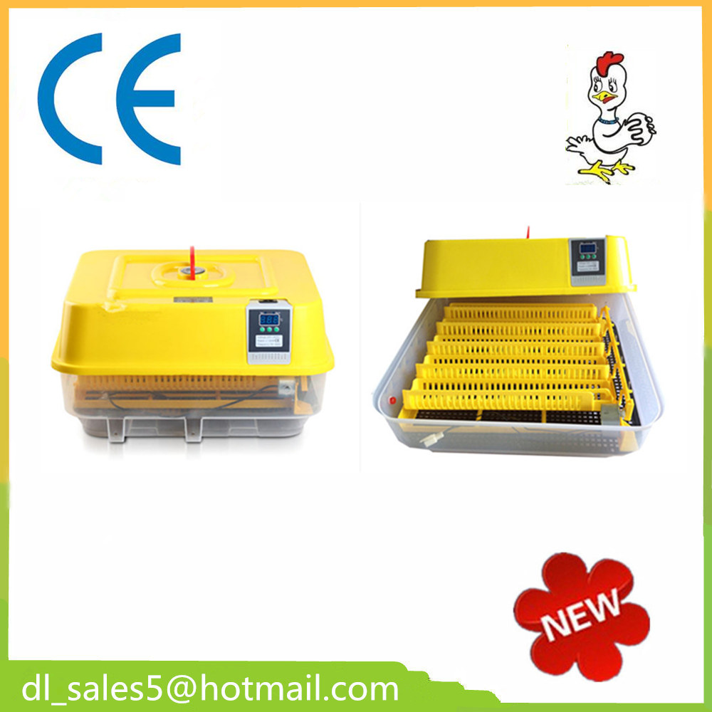 Brand New  Digital Poutry Quail Egg Incubaor  Duck Egg Incubators Automatic Chicken Incubator top sale household farm egg incubators 24 egg incubators for led display turner for sale