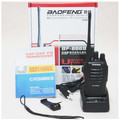 New BaoFeng BF-666S Two Way Radio Walkie Talkie UHF 5W 16CH Single Band