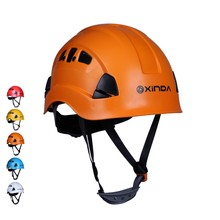 ABS+PC material cave industrial protective helmet Spider-man rescue helmet outdoor downhill rock climbing protection helmet