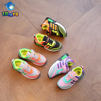 TUTUYU 2017 Spring AD Shoes Kids Shoes Boys Girls Fashion Sneakers Summer Children Breathable Canvas Causal