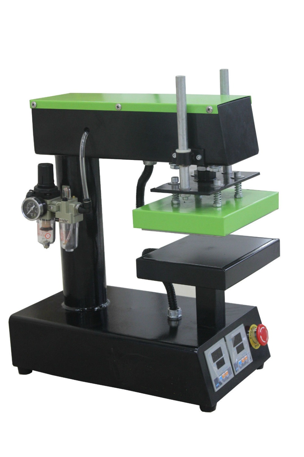 """10 Kitchen And Home Decor Items Every 20 Something Needs: New Small 6""""X8"""" Pneumatic Auto Heat Press Transfer Machine"""