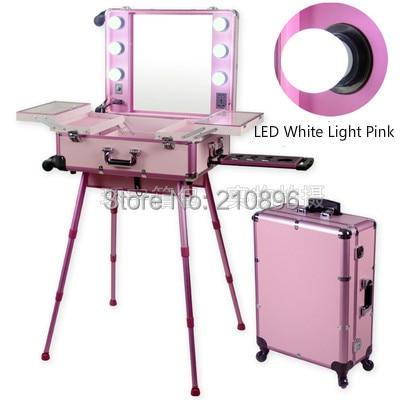Aliexpress Com Buy Led White Light Pink Professional