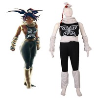 High Q Unisex Anime BLEACH Shihouin Yoruichi Cosplay Costumes