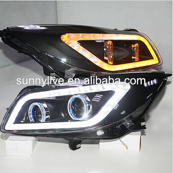 For GM  for BUICK Regal For opel Verano for  insignia led front light