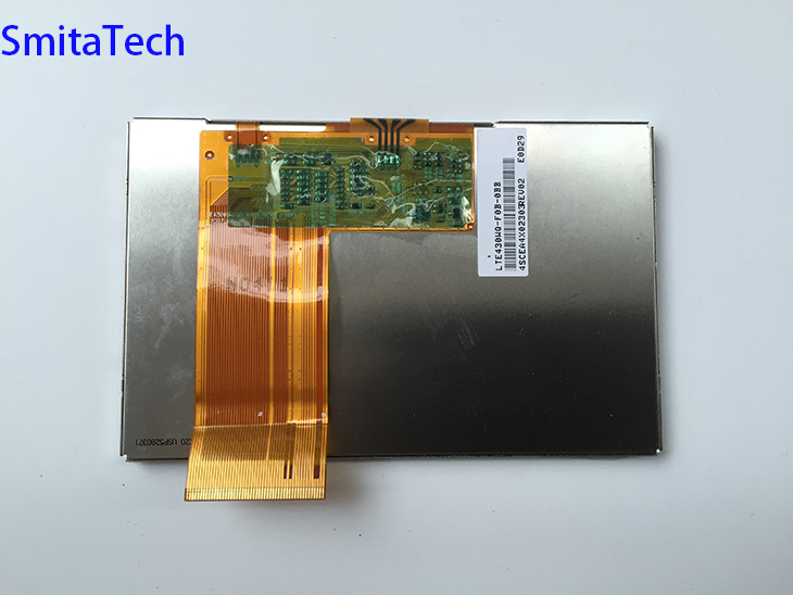 Original 4.3 Inch LTE430WQ-FOB For Tomtom GO 520 720 730 930 920t 530 LCD Screen Display + Touch LTE430WQ-F0B