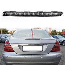 Genuine Car High Mount Third LED Brake Stop Light OEM A2118201556 For Mercedes-Benz E-Class W211 2003-2006 1pcs fog light lamp right fog lamp for mercedes benz w211 e class 2003 2006
