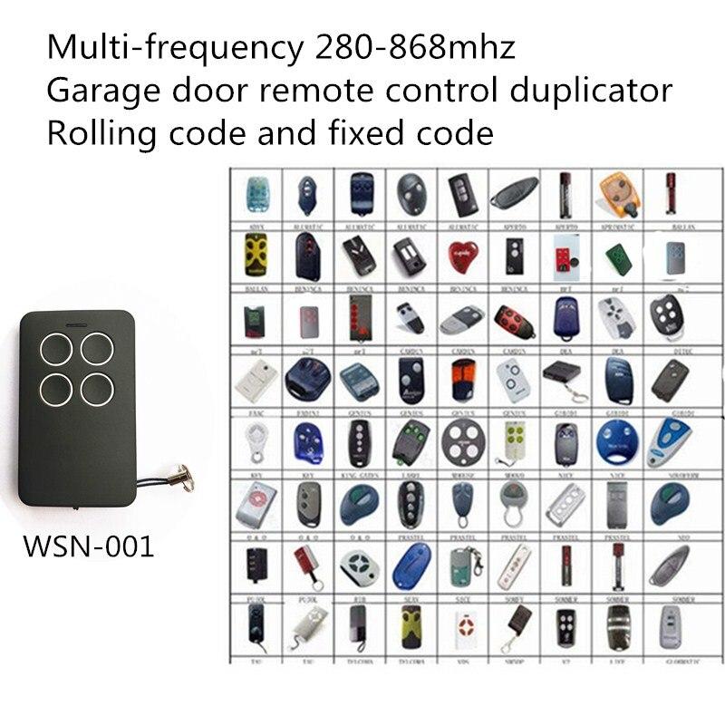 Handsender CARDIN S476-TX2