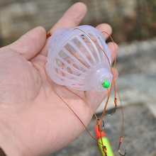 Carp Fishing Float Sea Monster with Six Strong Explosion Hooks Fishing Tackle Set