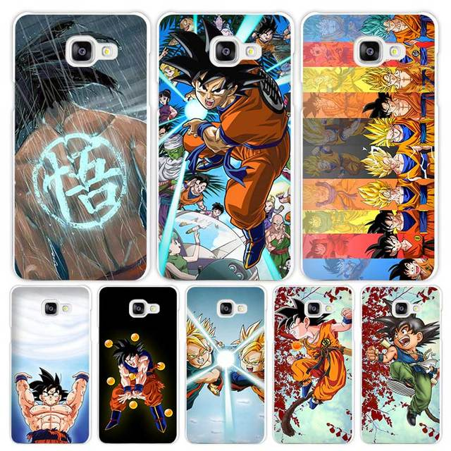 dragon ball coque samsung