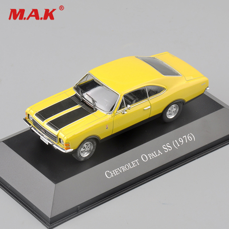 Cheap Toys Atlas 1/43 Scale Chevrolet Opala SS(1976) Type Diecast Car Truck Model Toy mini Car Model toys Kids Toy