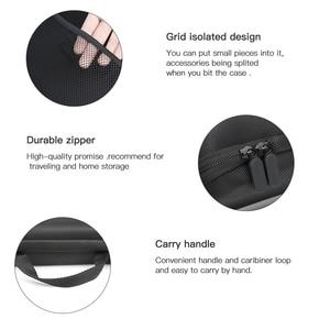 Image 2 - Портативный чехол для камеры Eva для GoPro 9 8 7 5 Black Xiaomi Yi 4K Eken H9r Sjcam M10 Go Pro Hero 7