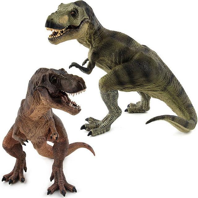 Kids Popular Dinosaur Toys Realistic Looking Animal Jurassic Squat