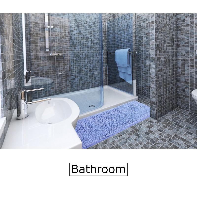 Classic Bath Mat For Toilet & Kitchen