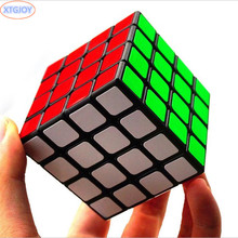 4 4 4The Latest No Stickers Regular Solid Color Speed Cube Classic Spinner Toy Suitable Square