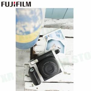 Image 4 - 20 filmler Fujifilm Instax Geniş Anında Beyaz Kenar Fuji Kamera 100 200 210 300 500AF Lomography fotoğraf