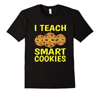 Fashion Casual High Quality Print T Shirt Graphic O Neck Short Sleeve Funny I Teach Smart