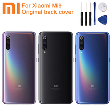 Xiaomi Original Back Cover Cases Battery Housing For 9 MI9 M9 MI Rear Glass Case