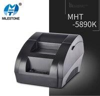 58mm Series Factory Direct Price Printer USB Destop Thermal Receipt Printer MHT 5890K