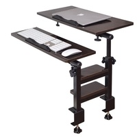 Wo A Language Notebook Comter Desk Bed With Folding Desk Bedroom Dormitory Artifact Lazy Learning Table