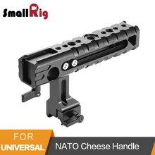 SmallRig Nato Queijo Punho Com 15mm Rod Grampo Sapato Frio Build-in para o EVF/Montagem de Choque do Microfone-1688