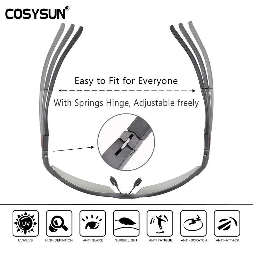 Marca gafas de sol polarizadas de pesca lentes noche versión hombres  mujeres al aire libre deporte 1d7b2ee7b5bd