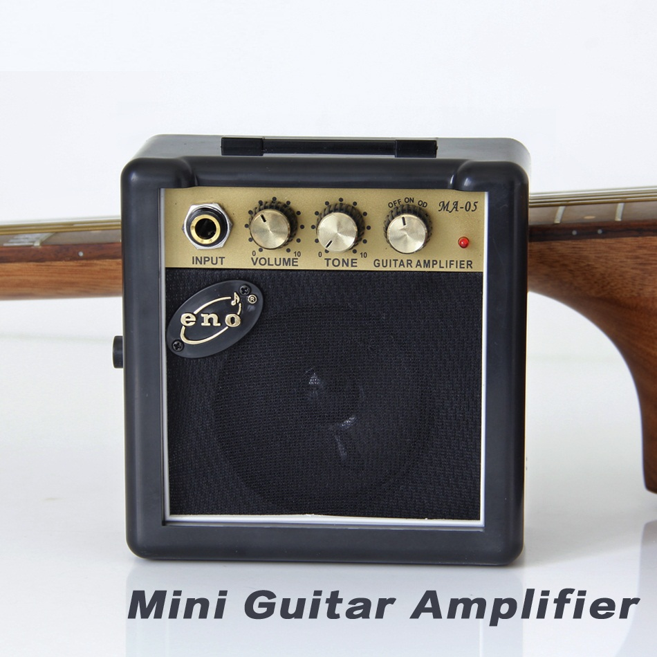 Guitar Amplifier ENO MA 05 Guitar Amplifier with Tone from Bass to Treble