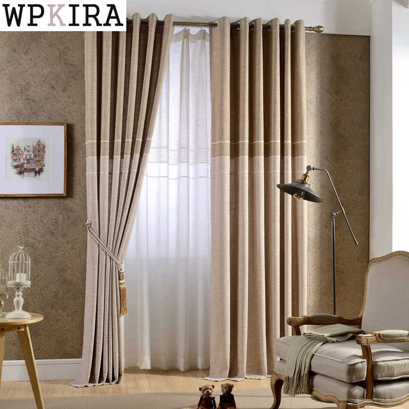 Window Kitchen Curtains For Bedroom Living Room Ready Made Curtains Modern Sheer Curtain Colorful Stripe Curtains Drapes S282&30