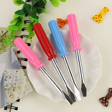 3 PCS Cute Kawaii Ballpoint Pen Screwdriver Pen Tool School Supplies Office Stationery Novelty Gifts